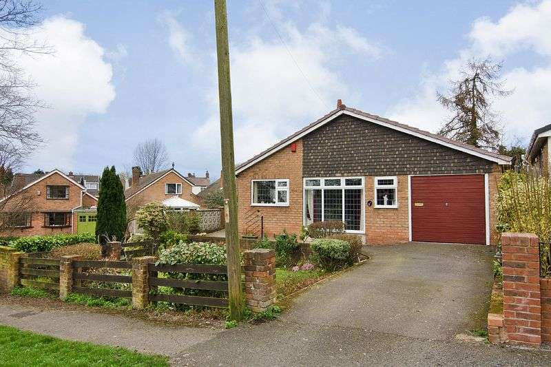 3 Bedrooms Detached Bungalow for sale in Sycamore Hill, Cannock Wood, Rugeley