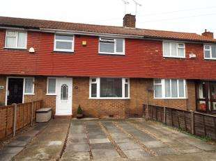 3 Bedrooms Terraced House for sale in Weller Avenue, Rochester, Kent