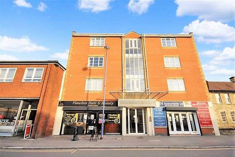 2 Bedrooms Flat for sale in Thomas Edward Coard, Gorse Hill, Swindon
