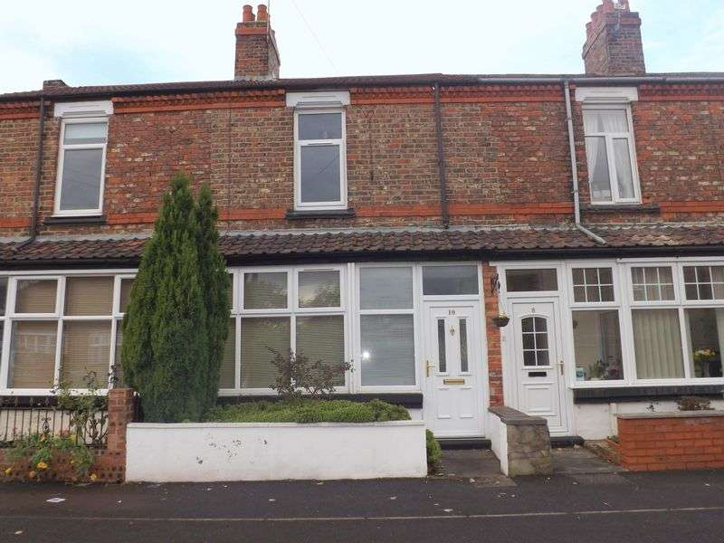 2 Bedrooms Terraced House for sale in Westlands Road, Eaglescliffe