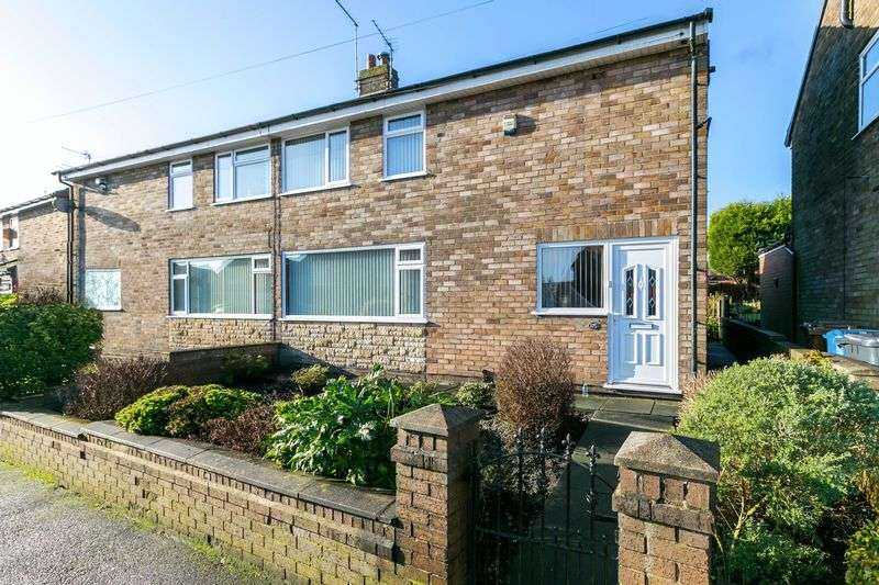 3 Bedrooms Semi Detached House for sale in City Road, Kitt Green, WN5 0HP