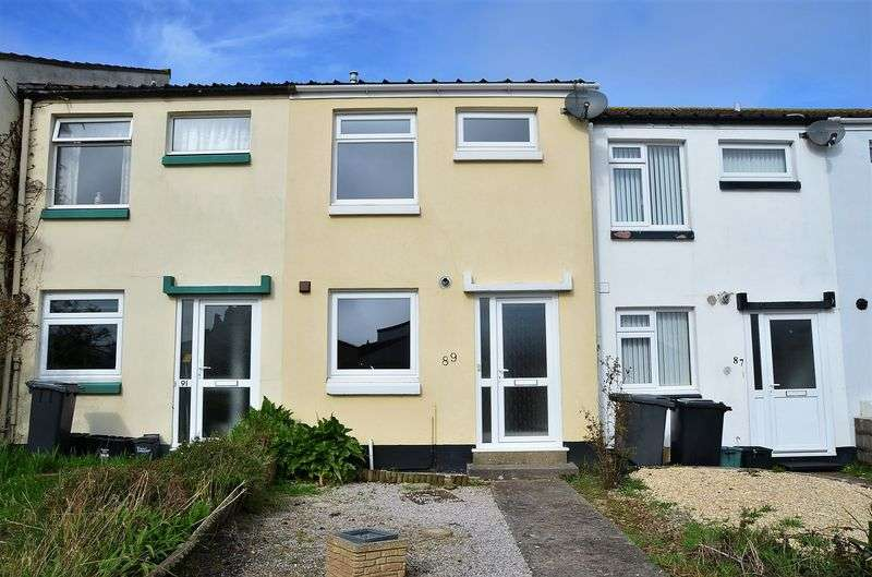 3 Bedrooms Terraced House for sale in NORTH BOUNDARY ROAD BRIXHAM