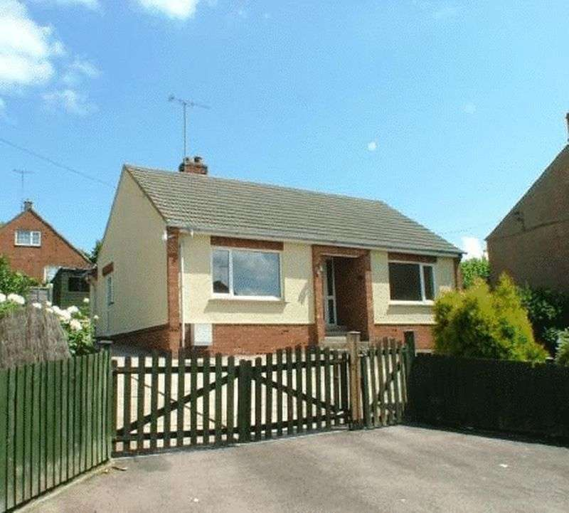 2 Bedrooms Detached Bungalow for sale in Church Road, Cinderford