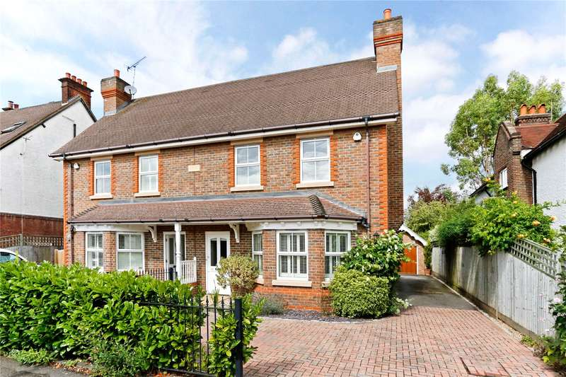 4 Bedrooms Semi Detached House for sale in Baring Road, Beaconsfield, Buckinghamshire, HP9