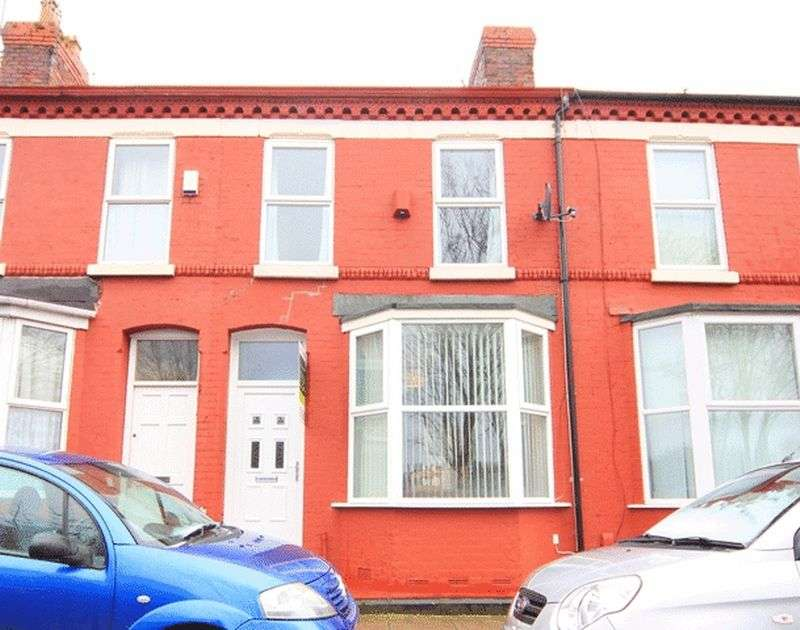 2 Bedrooms Terraced House for sale in Buckland Street, Aigburth, Liverpool, L17