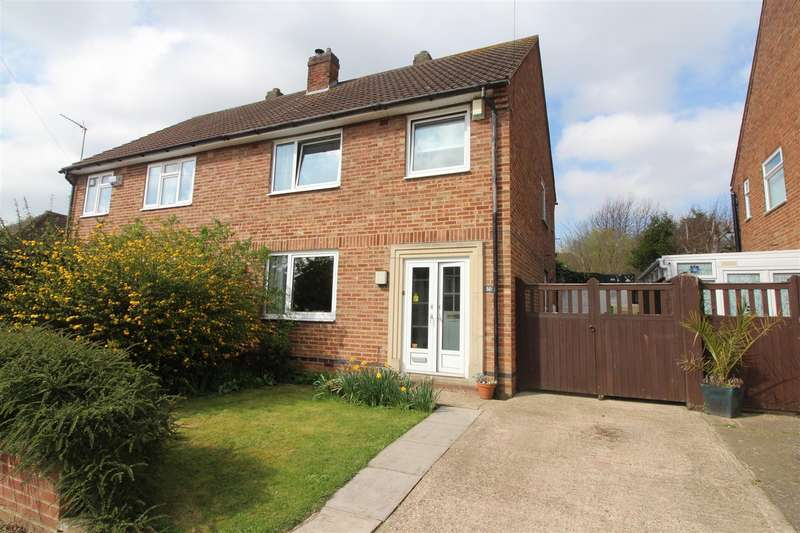 3 Bedrooms House for sale in Western Way, Wellingborough