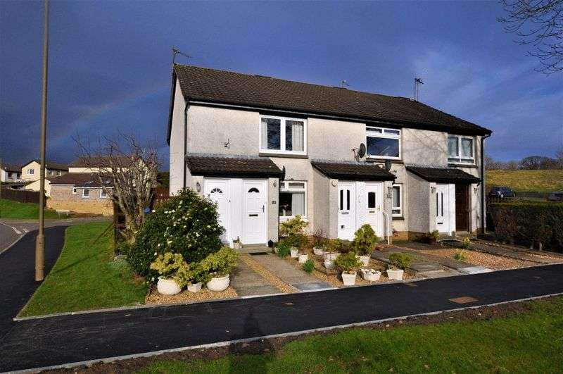 1 Bedroom Flat for sale in Barbour Avenue, Stirling