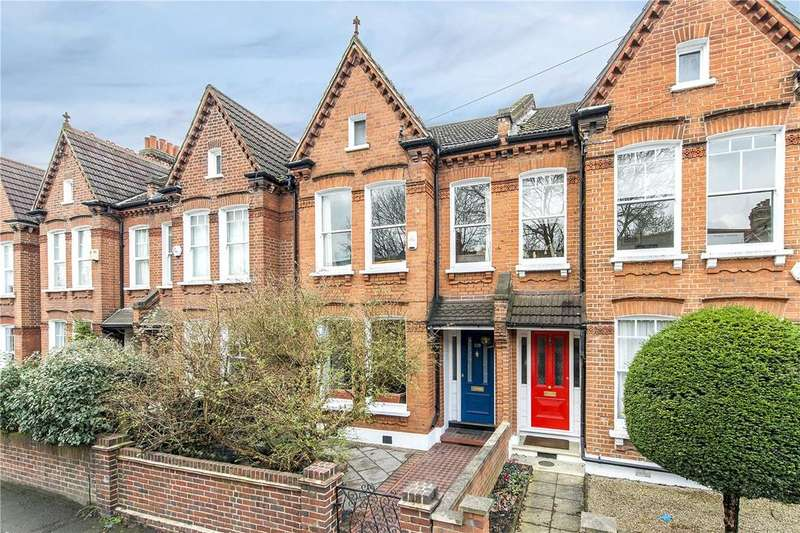 5 Bedrooms Terraced House for sale in Croxted Road, London, SE21
