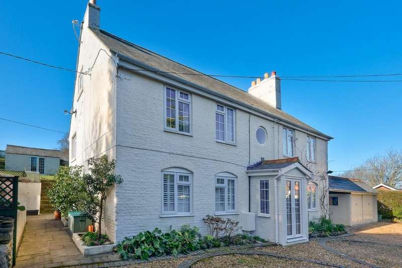 5 Bedrooms Detached House for sale in Arreton, Isle Of Wight