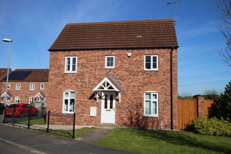 3 Bedrooms Town House for sale in Tatton Lane, Thorpe