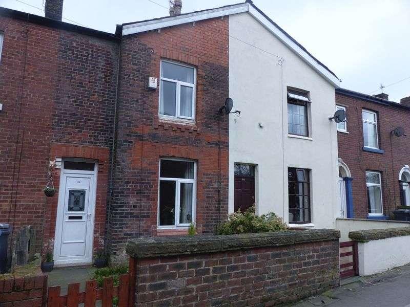 2 Bedrooms Terraced House for sale in Broadbent Road, Watersheddings