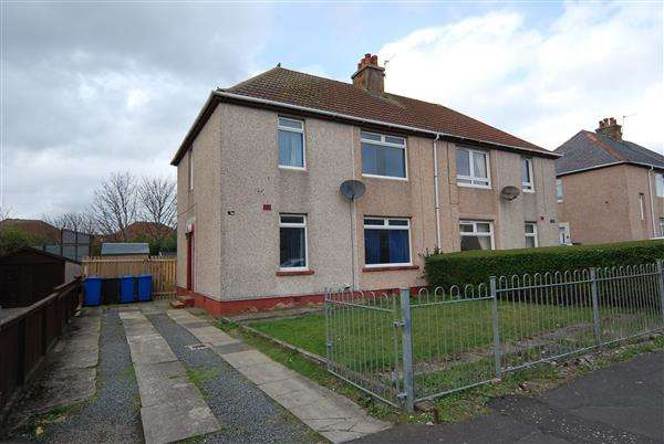 4 Bedrooms Semi Detached House for sale in Mckellar Avenue, Ardrossan