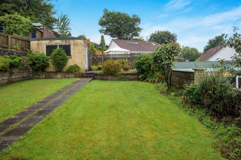 3 Bedrooms Semi Detached Bungalow for sale in Coed Isaf Road, Pontypridd