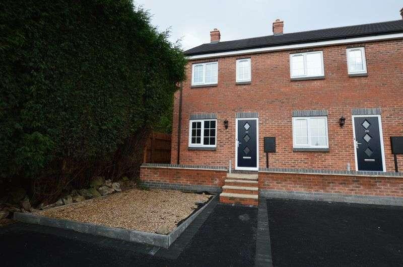 2 Bedrooms Terraced House for sale in Dennis Street, Hugglescote