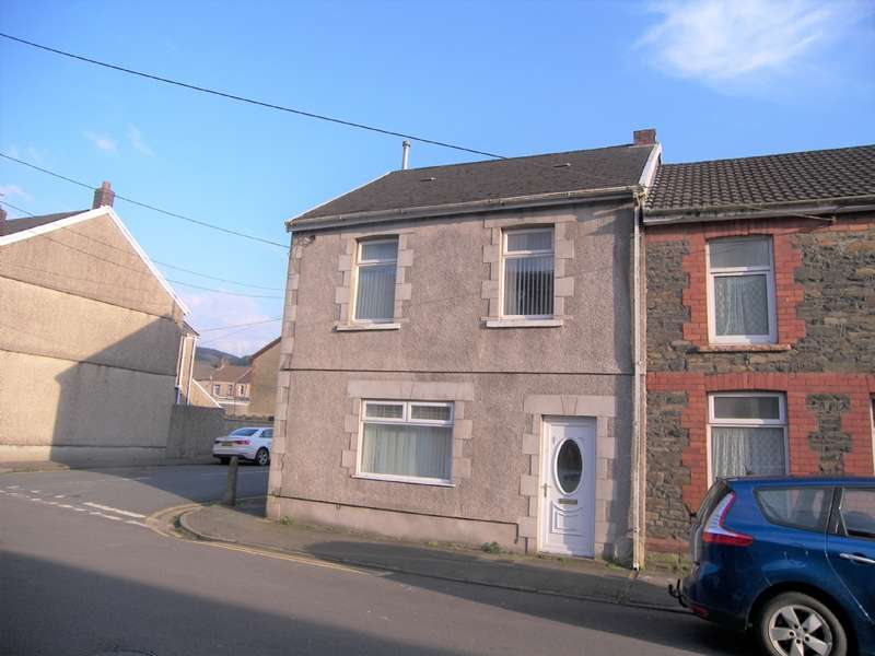 4 Bedrooms End Of Terrace House for sale in John Street, Resolven