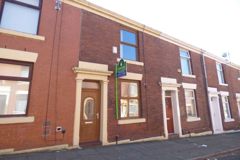 2 Bedrooms Property for sale in Walsh Street, Blackburn, BB2