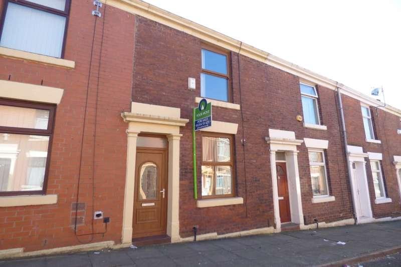 2 Bedrooms Property for sale in Walsh Street, Blackburn, BB2