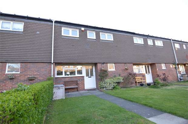 3 Bedrooms Terraced House for sale in Mcgredy, Cheshunt, Waltham Cross, Hertfordshire