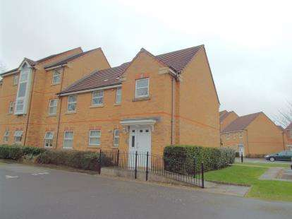 2 Bedrooms Flat for sale in Strathern Road, Leicester