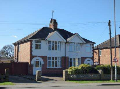 3 Bedrooms Semi Detached House for sale in Aylestone Lane, Wigston, Leicester, Leicestershire