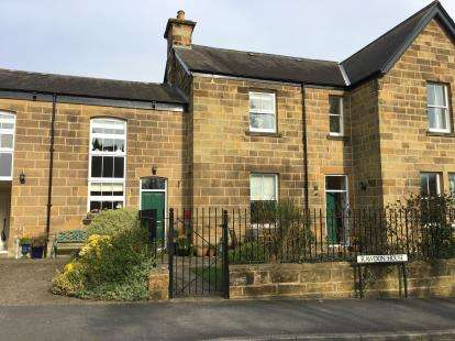 2 Bedrooms Terraced House for sale in Rawdon House, School Lane, Great Ayton, Middlesbrough