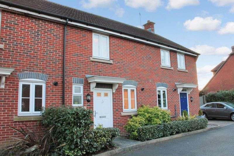 2 Bedrooms Terraced House for sale in 30 Saddlers Close, Billingshurst