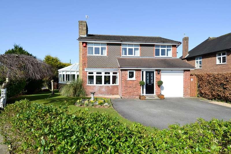 4 Bedrooms Detached House for sale in Kidderminster Road, Bromsgrove