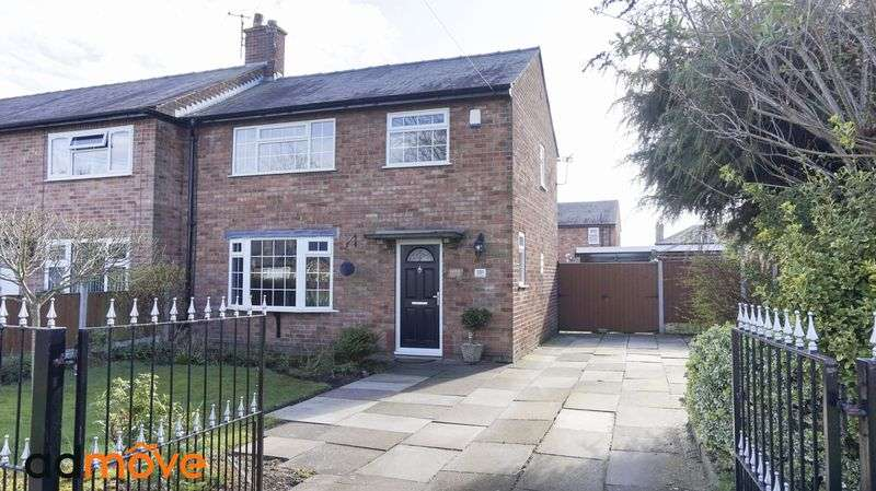 3 Bedrooms Terraced House for sale in Poplars Avenue, Orford, Warrington