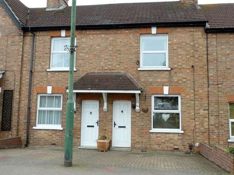 2 Bedrooms Terraced House for sale in Swanley Lane, Swanley
