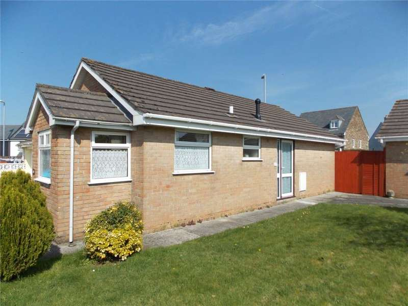 2 Bedrooms Detached Bungalow for sale in Church View Road, Probus, Truro