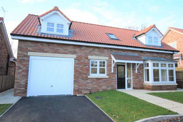 3 Bedrooms Semi Detached Bungalow for sale in (Plot 3) Racecourse Road, East Ayton, Scarborough, North Yorkshire YO13 9HT