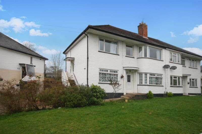 2 Bedrooms Flat for sale in Sudbury Croft, Wembley