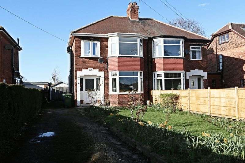 3 Bedrooms Semi Detached House for sale in Carr Lane, Willerby
