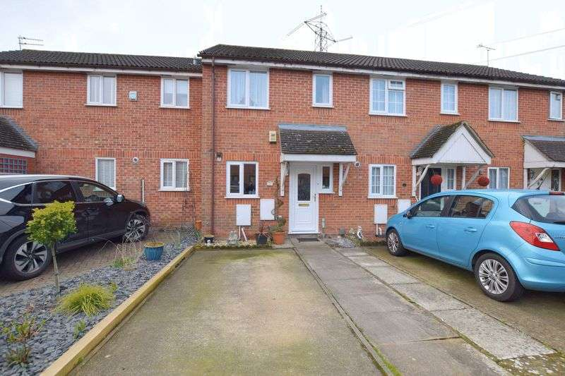 2 Bedrooms Terraced House for sale in Dormer Close, Aylesbury