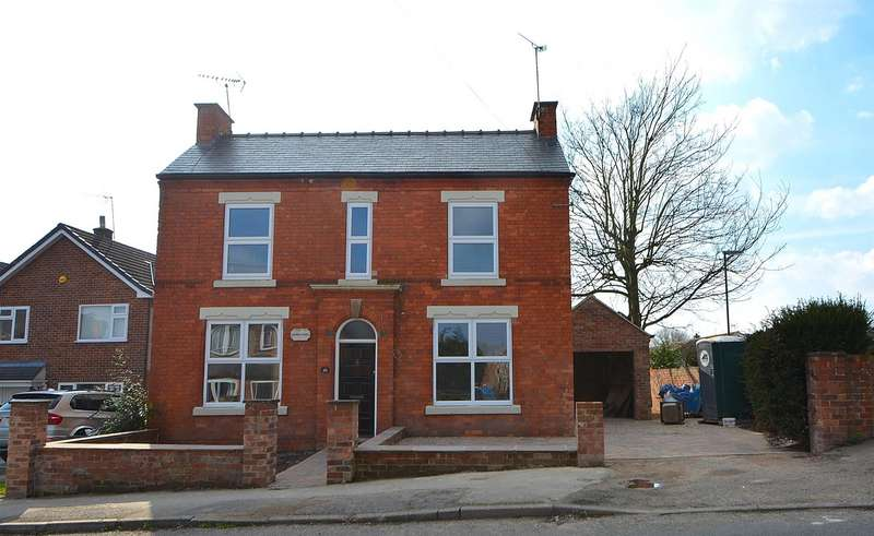 4 Bedrooms Property for sale in Risley Lane, Breaston