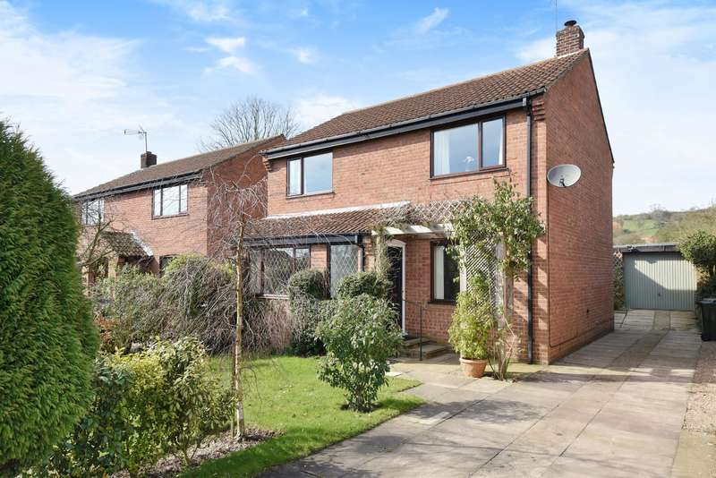 4 Bedrooms Detached House for sale in Birdforth Way, Ampleforth, York, YO62 4BY