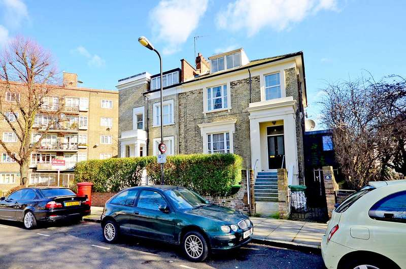 3 Bedrooms Flat for sale in Mortimer Crescent, St John's Wood, NW6