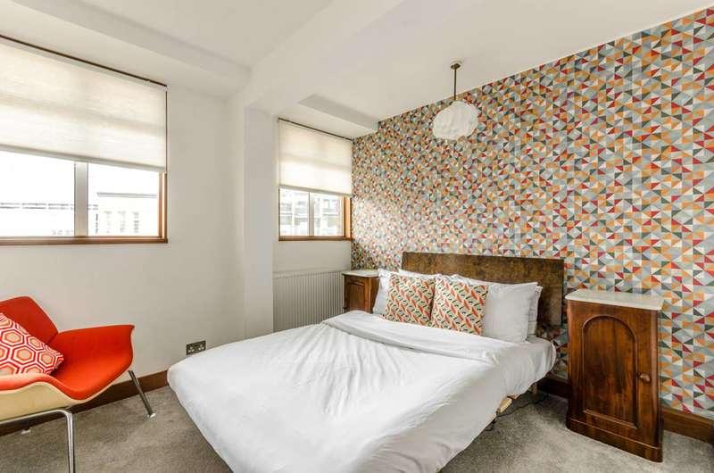 2 Bedrooms Flat for rent in Gee Street, Clerkenwell, EC1V