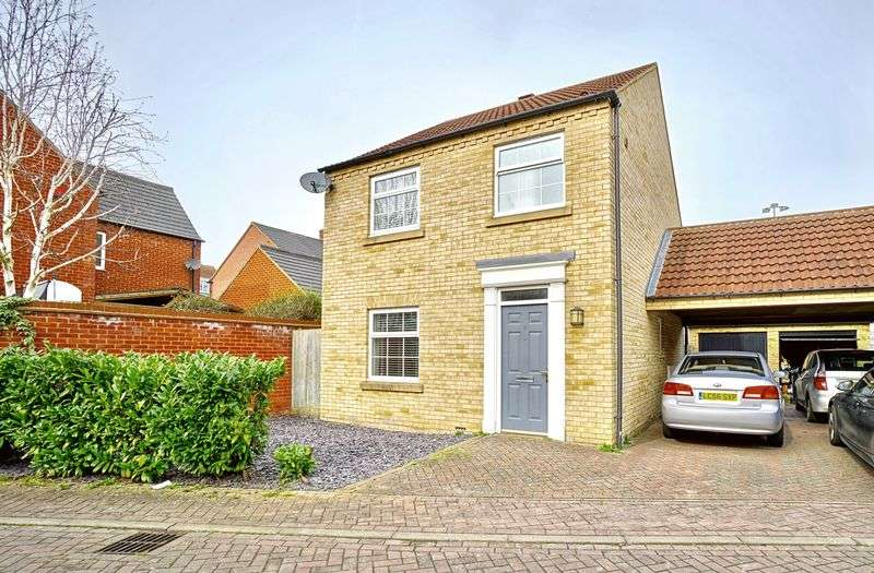 3 Bedrooms House for sale in Pearson Close, St Neots