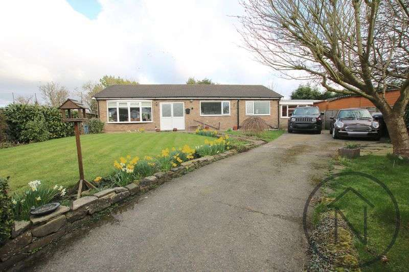 3 Bedrooms Detached Bungalow for sale in St. Johns Road, Shildon