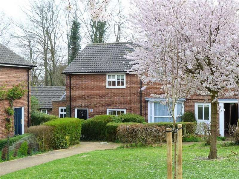 3 Bedrooms End Of Terrace House for sale in Ingles, West Side, Welwyn Garden City