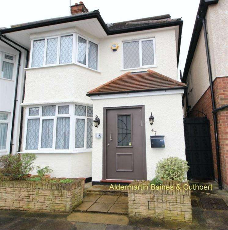 4 Bedrooms Detached House for sale in Gainsborough Gardens, Golders Green