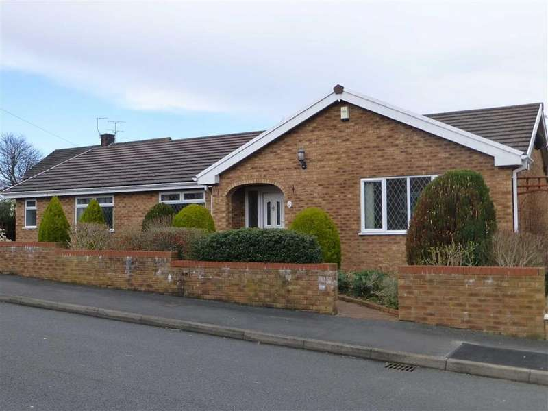 3 Bedrooms Detached Bungalow for sale in Dawn Close, Buckley