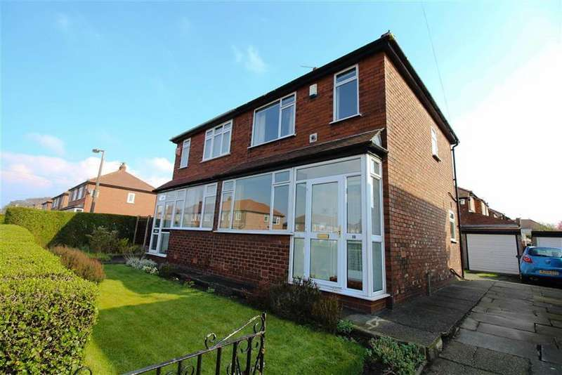 2 Bedrooms Semi Detached House for sale in Gair Road, South Reddish, Stockport