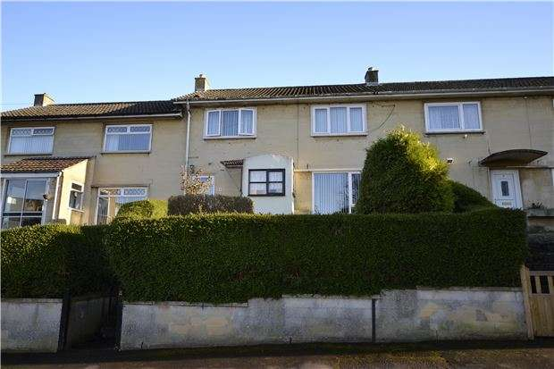 3 Bedrooms Terraced House for sale in Eleanor Close, BATH, BA2 1QL