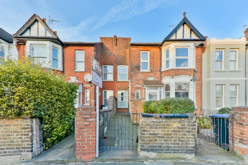 3 Bedrooms Flat for sale in Wrottesley Road, London