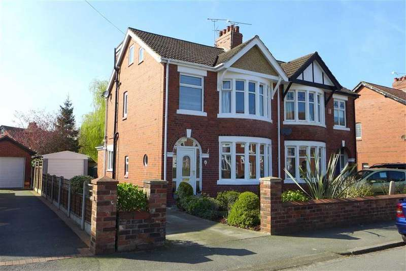 4 Bedrooms Semi Detached House for sale in Kingsway, Crewe