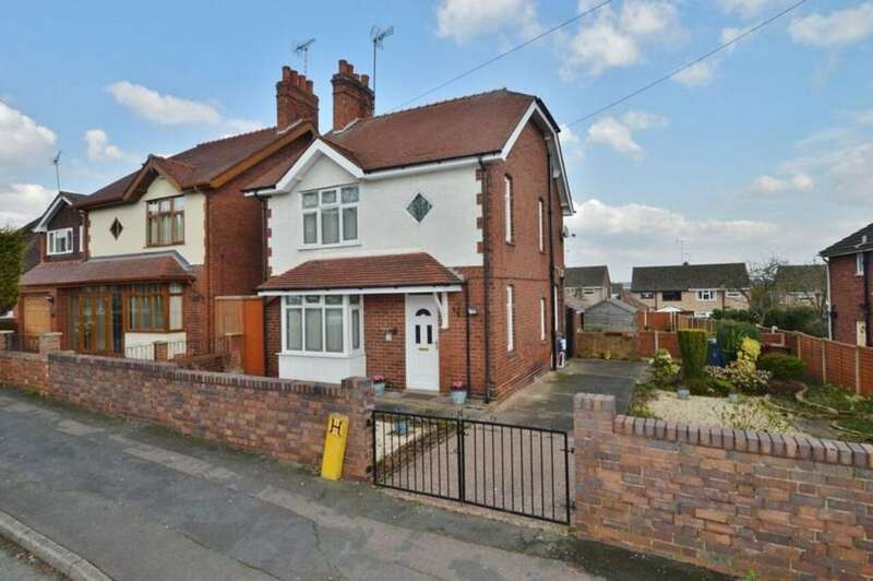 3 Bedrooms Detached House for sale in Green Lane, Rugeley
