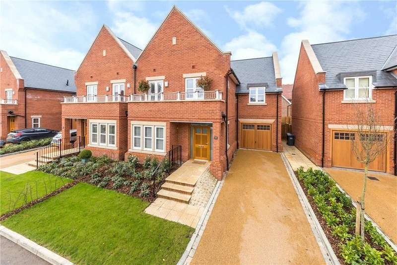 4 Bedrooms Semi Detached House for sale in Butterwick Way, Welwyn, Hertfordshire