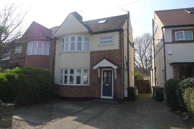 4 Bedrooms Semi Detached House for sale in st vincent road, Whitton TW2